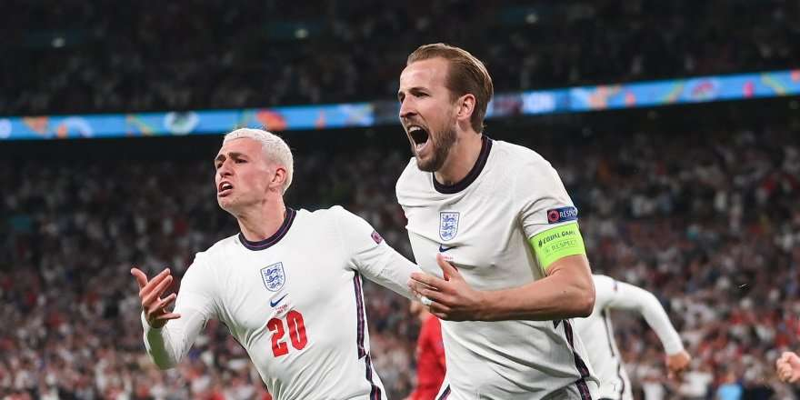 Англия с трудом сломила сопротивление Дании и вышла в финал