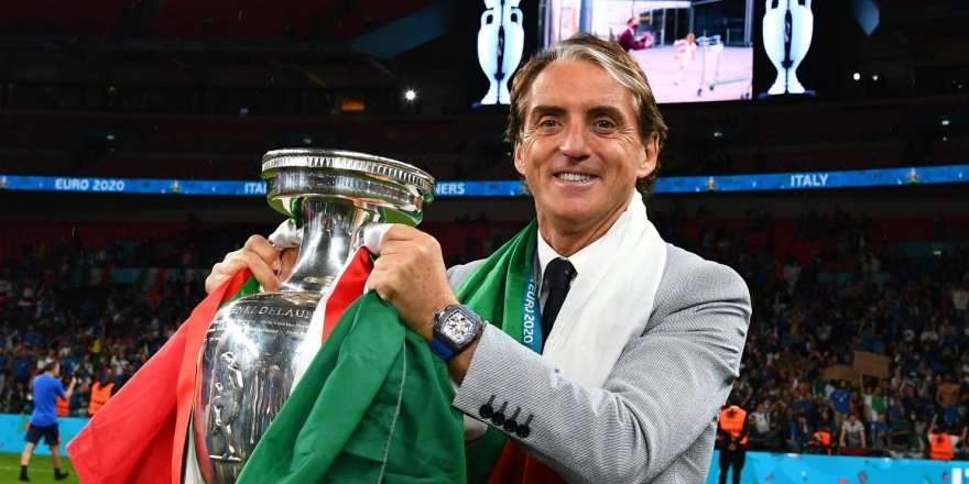Роберто Манчини: «Мы доминировали с момента пропущенного гола»