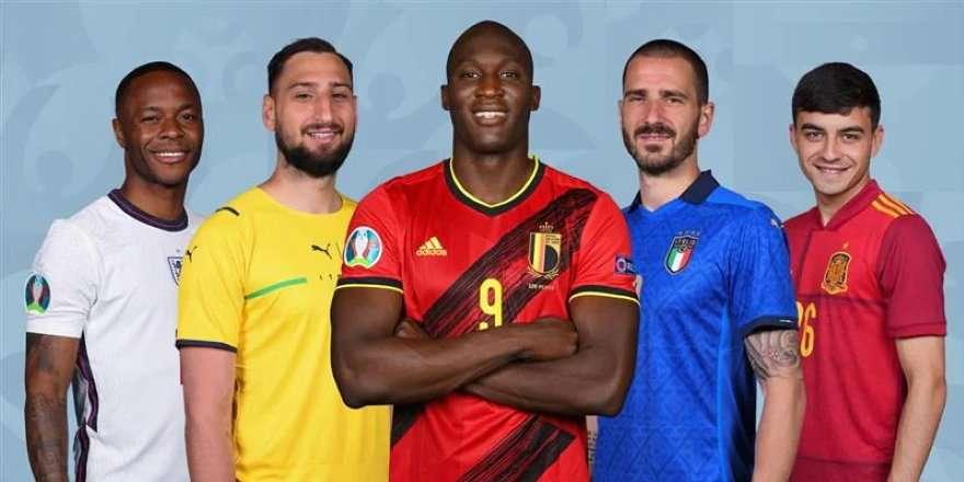 Роналду не вошел в символическую сборную Евро-2020