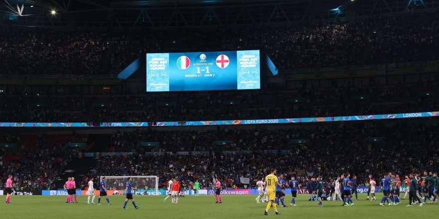 УЕФА начал расследование в отношении Футбольной ассоциации Англии