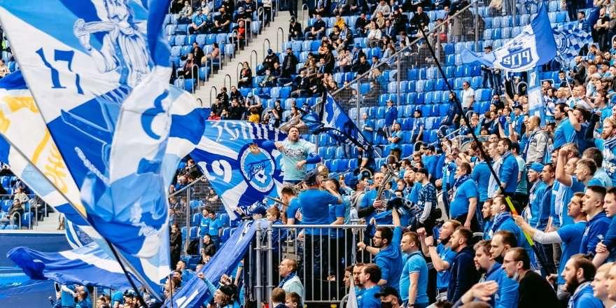 Фанаты «Зенита» намерены бойкотировать матч с «Химками»
