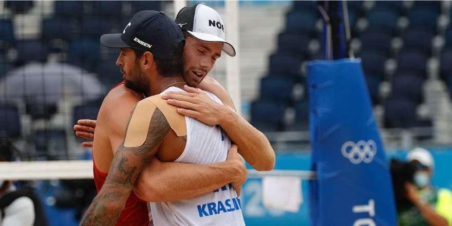 Красильников и Стояновский завоевали серебро Олимпиады