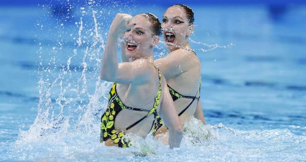 Российские синхронистки выиграли соревнования групп на ОИ