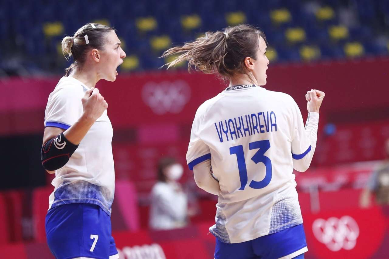 Российская гандболистка Анна Вяхирева приостановит карьеру после ОИ