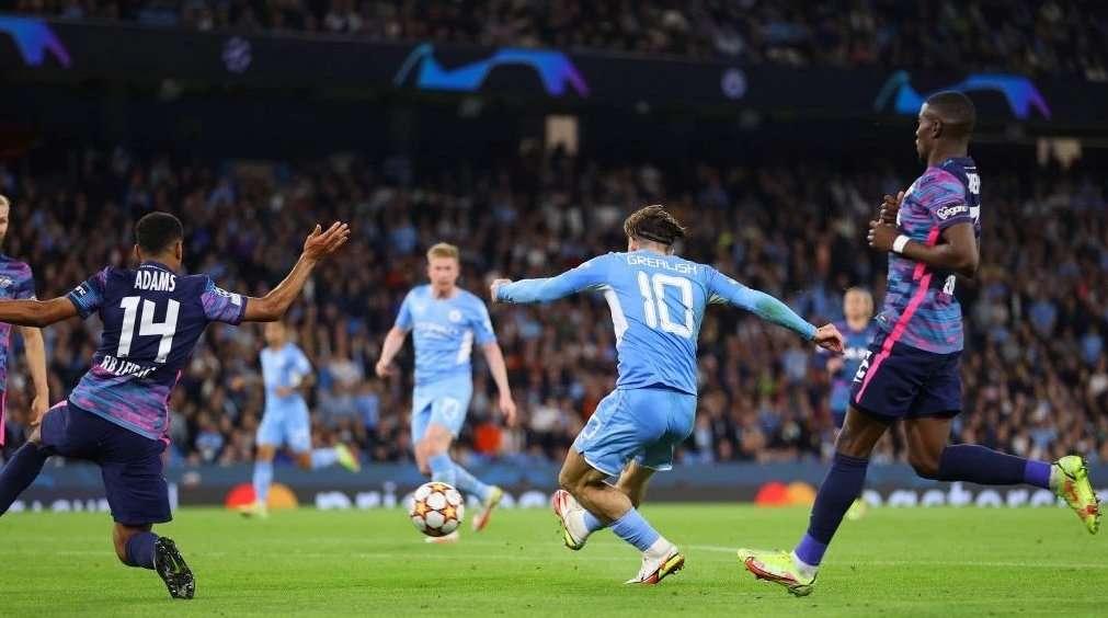 «Манчестер Сити» обыграл «РБ Лейпциг» в сверхрезультативном матче ЛЧ