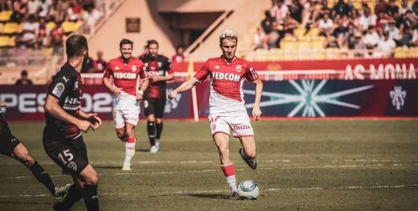 Голевой пас Головина помог «Монако» обыграть «Штурм» в ЛЕ