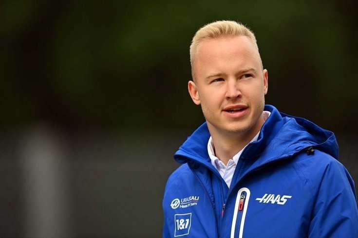 Никита Мазепин останется в команде «Хаас» на следующий сезон