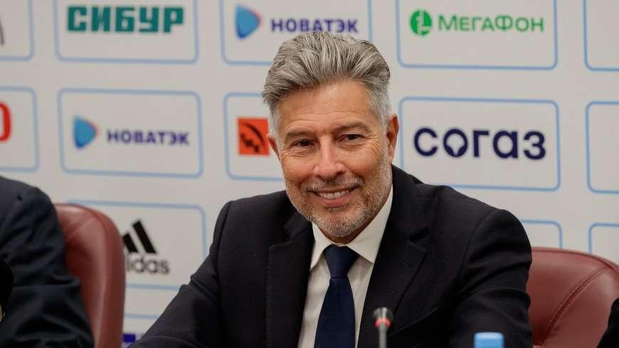 Витор Перейра назначен главой департамента судейства РФС