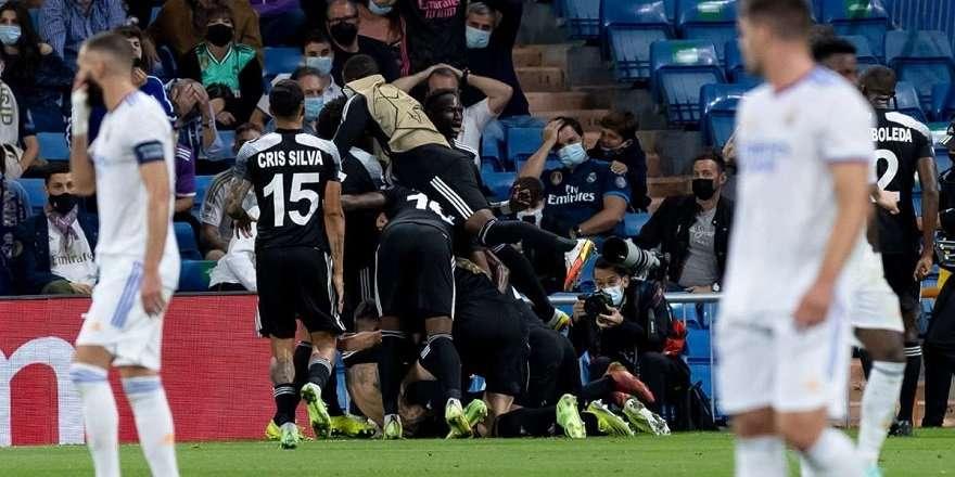 «Шериф» обыграл «Реал» в Мадриде, бывший игрок «Тамбова» забил невероятный победный гол