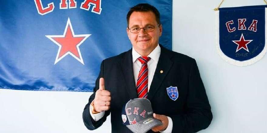Назаров получил новую работу в КХЛ