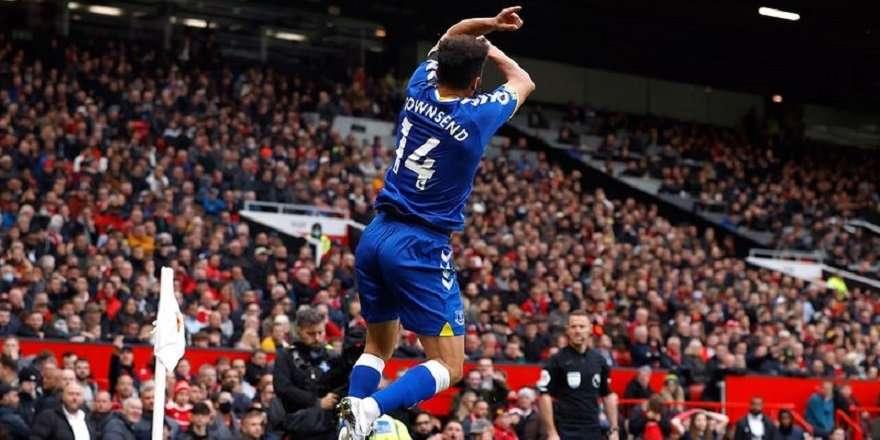 Игрок «Эвертона» на глазах Роналду отпраздновал гол в его стиле