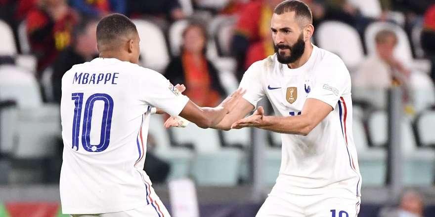 Франция с Испанией сыграют в финале Лиги наций